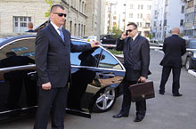 Bodyguard Services / Close Protection